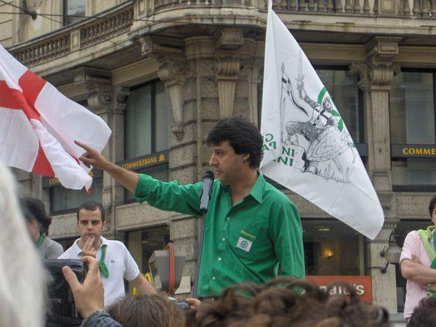 Image for Matteo Salvini : le requin de l'extrême droite italienne