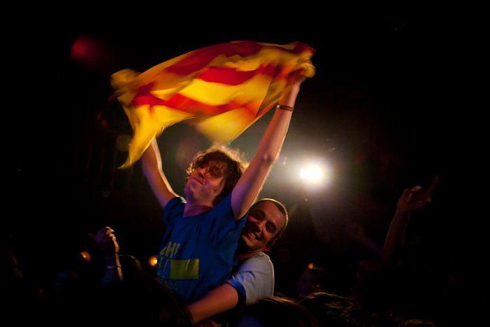 Image for Quand la Catalogne drague l'Europe