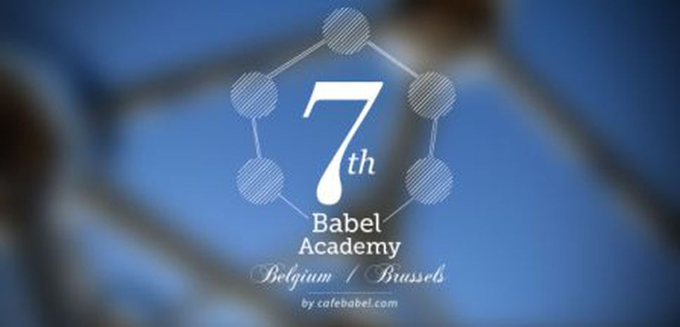 Image for Cafebabel.com organizes its 7th Babel Academy in Brussels!