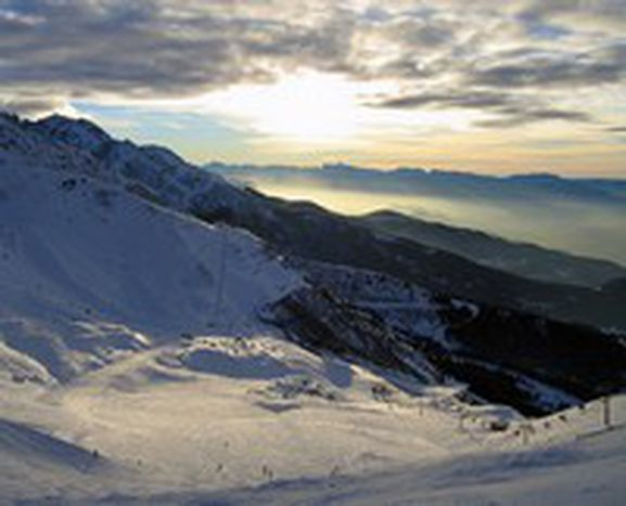 Image for Wschodnie kurorty narciarskie górą