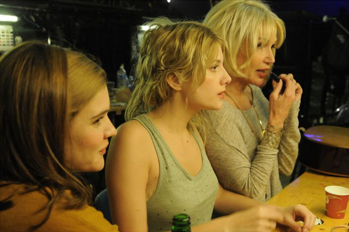 Image for French actress and singer Melanie Laurent's directorial debut: 'The Adopted'