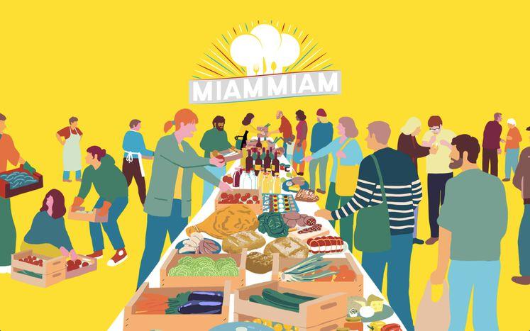 Image for La Food Assembly de Berlin : plus près de toi, mon vieux