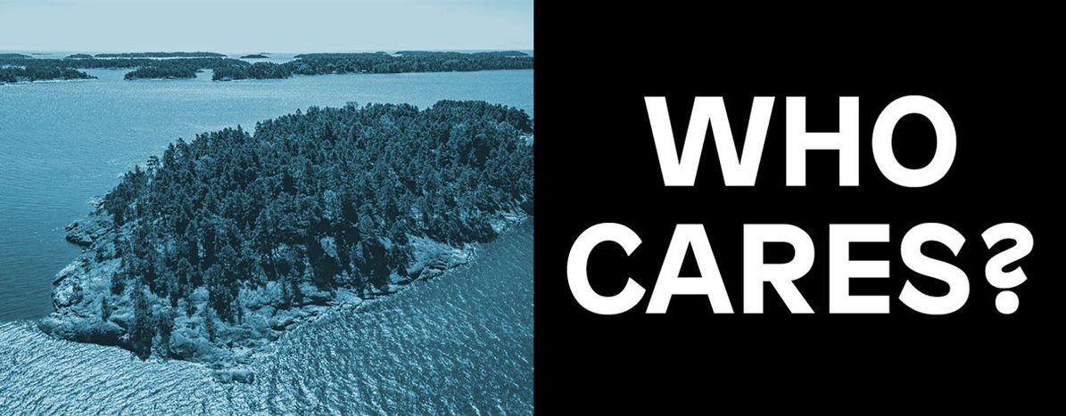 Image for Finlande : une île réservée aux femmes, symbole de la non-mixité ?