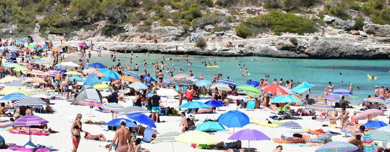 Image for Massentourismus auf Mallorca: Probleme im Paradies