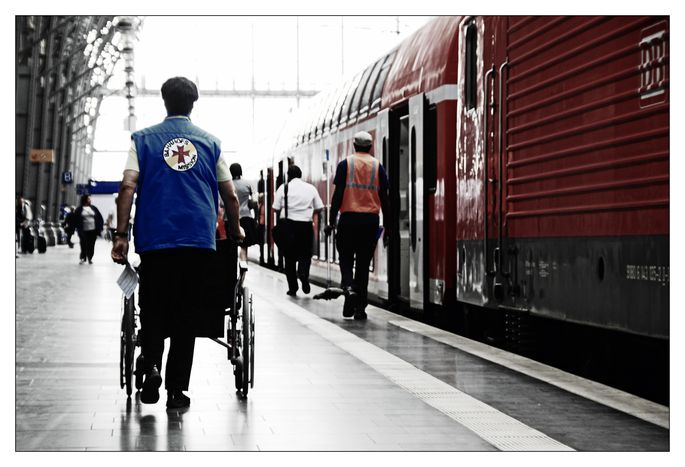 Image for Europe and disabilities : forever behind the times?