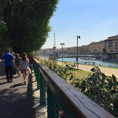 Image for Se Milano avesse il mare: storia di un porto di terra