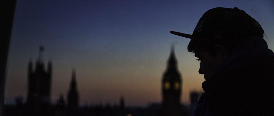Image for London: Zwischen Wut und Gewohnheit