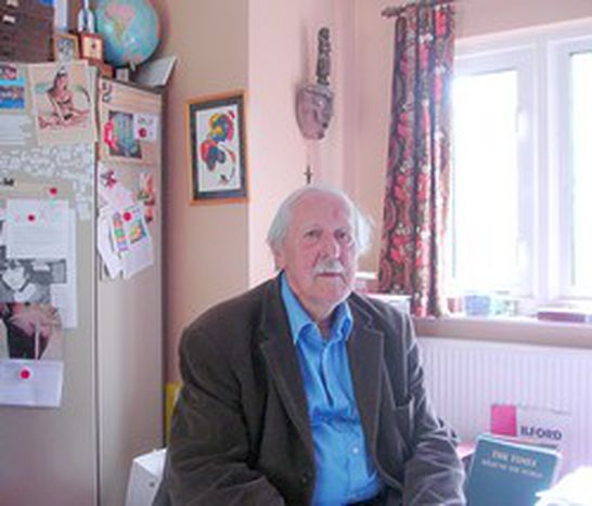 Image for Brian Aldiss: 'I told Kubrick it was impossible he make a film of my story'
