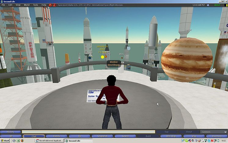 Image for Meru: la alternativa a Second Life en versión europea