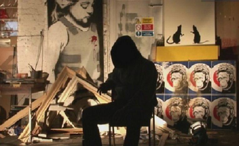 Image for Banksy, el graffitero fantasma de la Berlinale