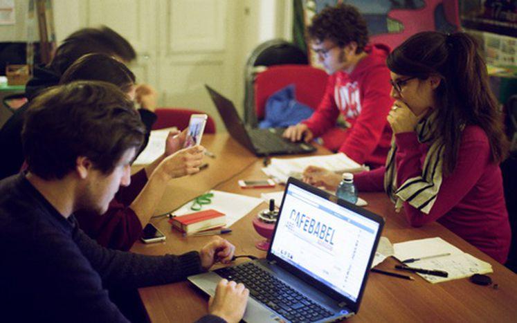 Image for Palermo, la redazione del mese di cafébabel