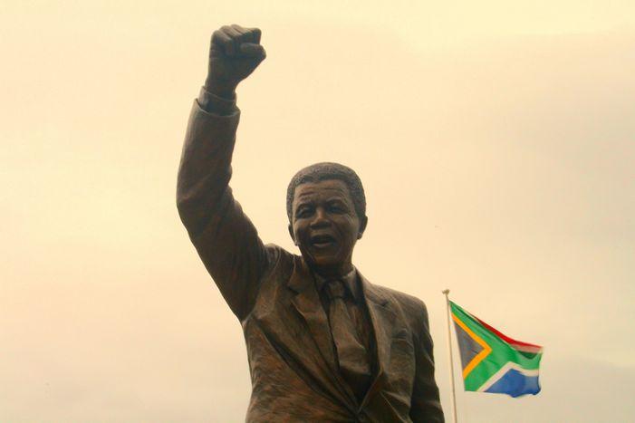 Image for La melodía de Nelson Mandela