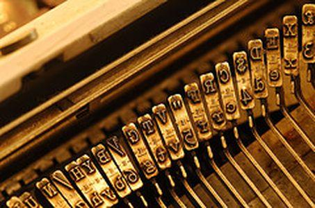 Image for Ab 2008 heißt es: Ade Schreibmaschine!