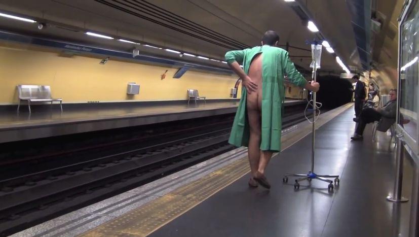 Image for Spanien: Mit dem Arsch in der Luft gegen die Gesundheitsreform