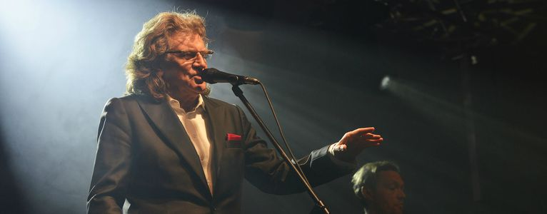 Image for Zbigniew Wodecki: Polish music icon dies at67