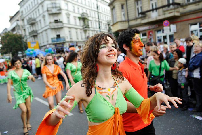 Image for Karneval der Kulturen: Kreuzberg de Janeiro