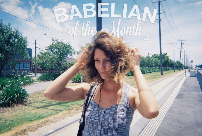Image for La babélienne du mois