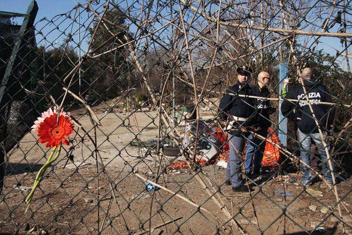 Image for Rom: dopo la tragedia, un nuovo sgombero