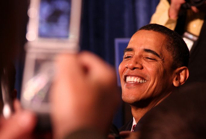 Image for Press review: why is Barack Obama so popular in Europe?