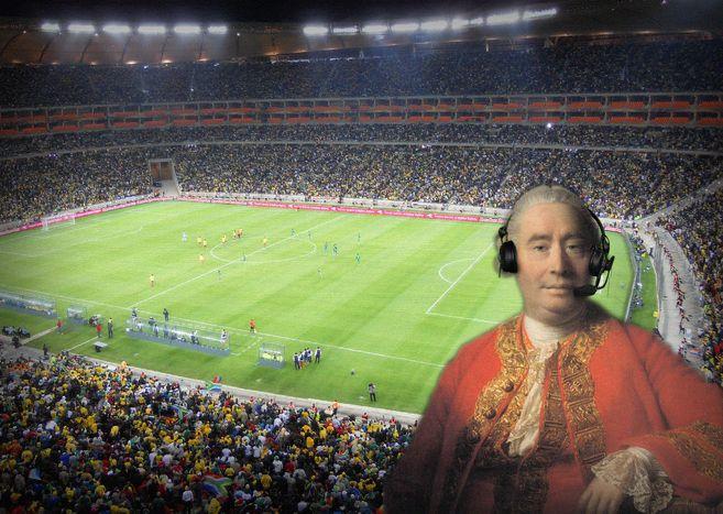 Image for Philosophie du foot : « à la limite de l'existence physique »