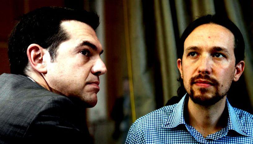 Image for Podemos y Syriza: ¿dos caras de la misma moneda?
