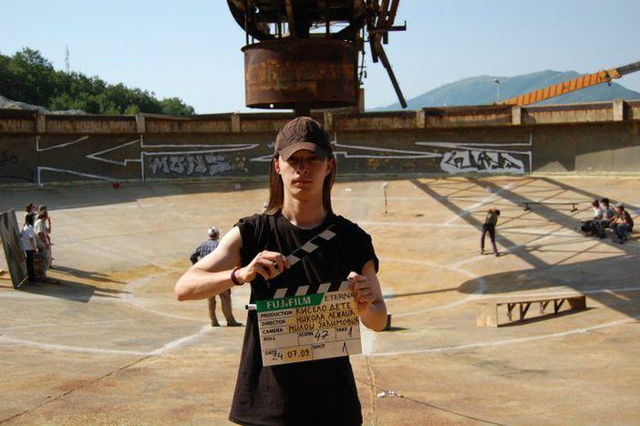 Image for Jackass in versione serba: i cascatori del giovane cinema di Belgrado