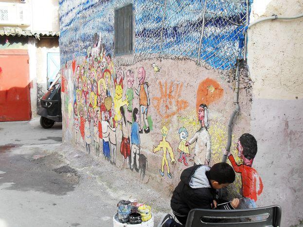 Image for Borgo Vecchio Factory, dove si colora il futuro