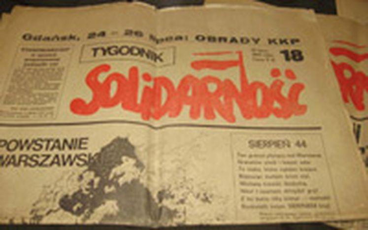 Image for Co się stało z ikonami Solidarności?