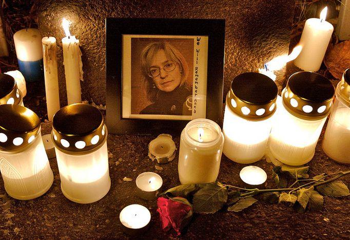 Image for Chi ha ucciso Anna Politkovskaja?