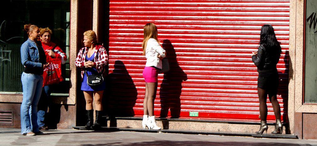 Image for Menschenhandel und Prostitution: Von Nigeria bis nach Palermo