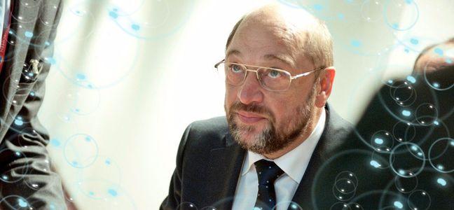 Image for Martin Schulz: adiós a la burbuja europea