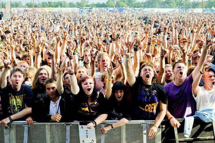 Image for Sudando en Dinamarca: Historias del Festival de Roskilde 2009
