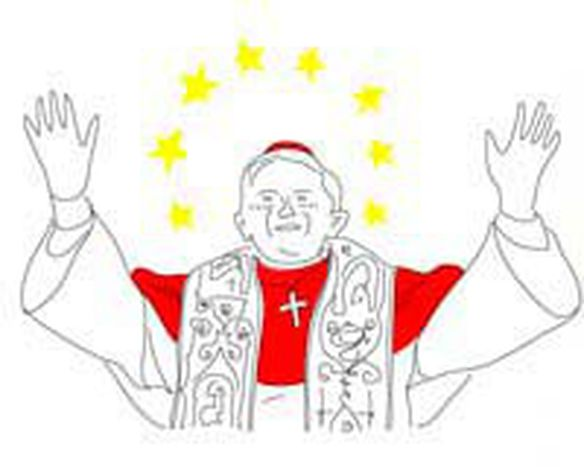 Image for Europe, the Vatican's new crusade?