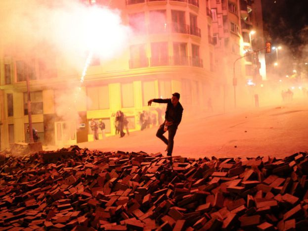 Image for What about Human Rights in the current political crisis in Turkey?