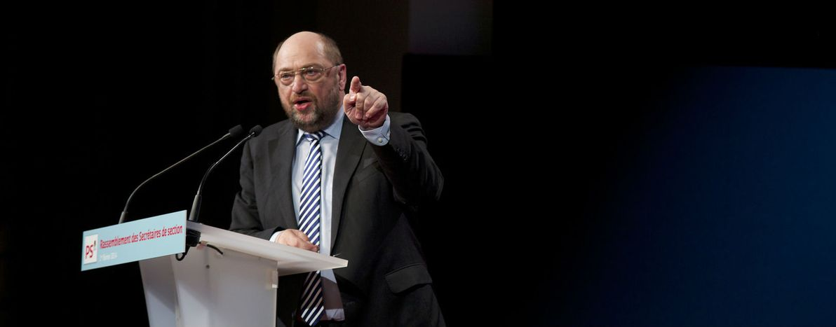 Image for Martin Schulz is leaving the EU - but who cares?