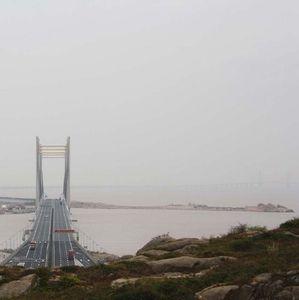 Image for No. 20 Donghai Bridge.