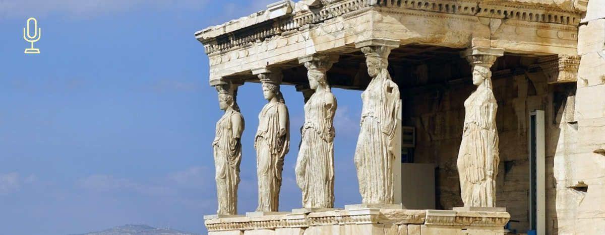 Image for La Grèce et l'UE : la guerre des statues