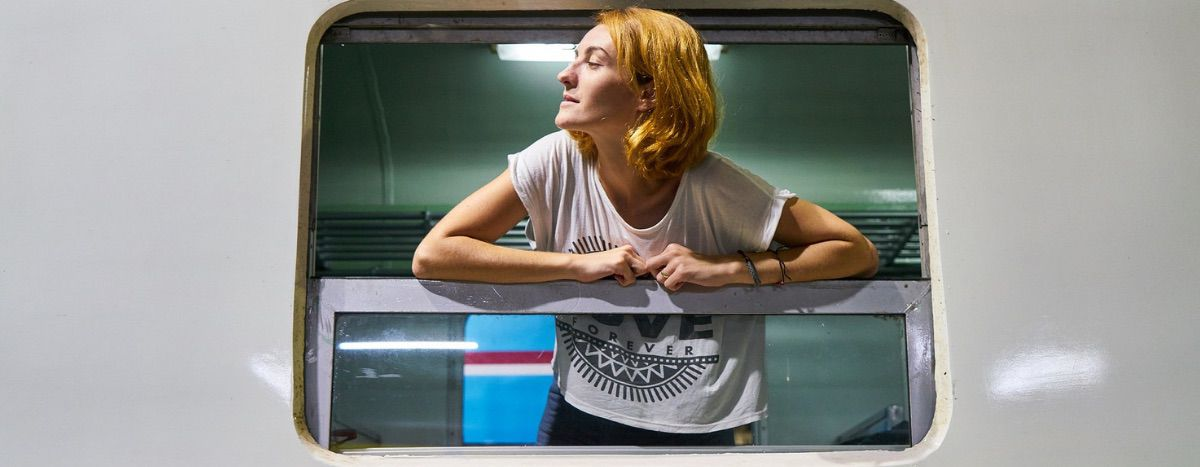Image for No pierdas el tren: Vete de interrail periodístico con Cafébabel