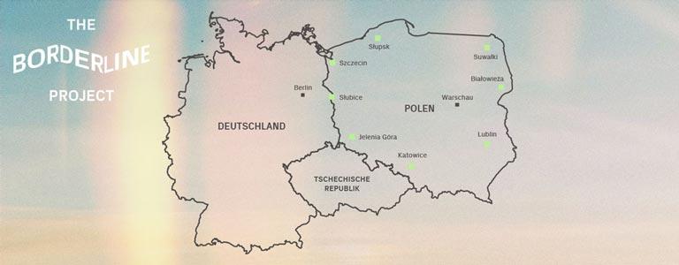 Image for Neues Reportage-Projekt Borderline: Bewirb dich jetzt!