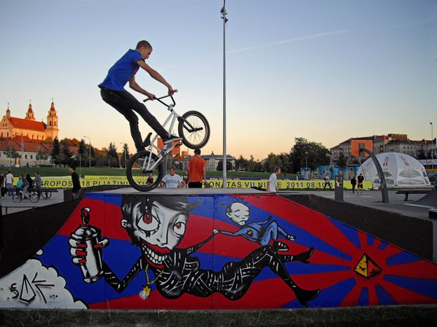 Image for Vilnius - the most friendly city for bicycles