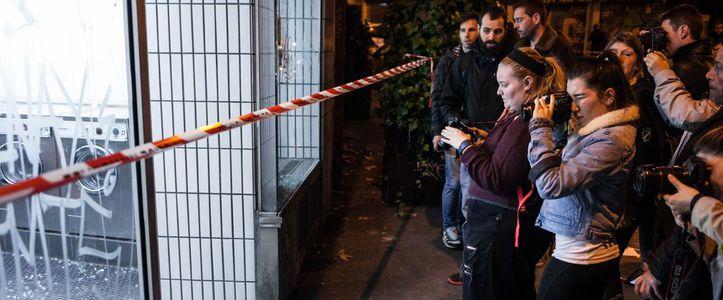 Image for Paris-Attentate: Dunkelheit über der Lichterstadt