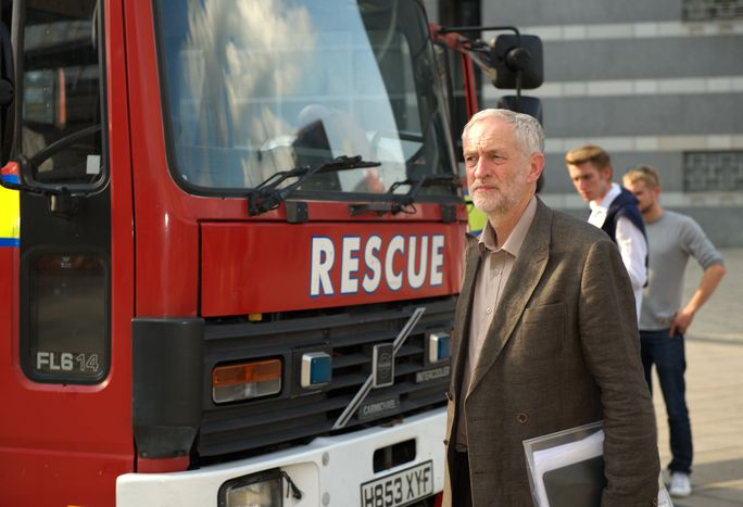 Image for Corbyn's Hurdles: Tory Propaganda and Hostile Media