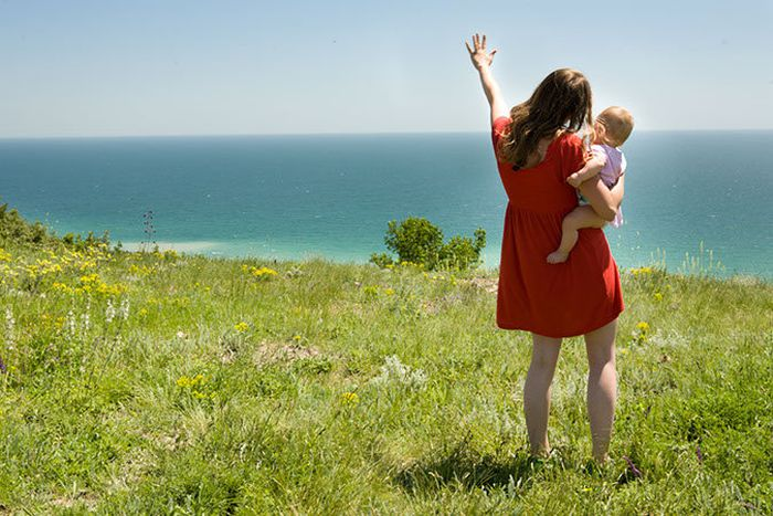 Image for Travelling the Black Sea with a baby (30 images)