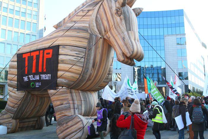 Image for TTIP: Istruzioni per l'uso