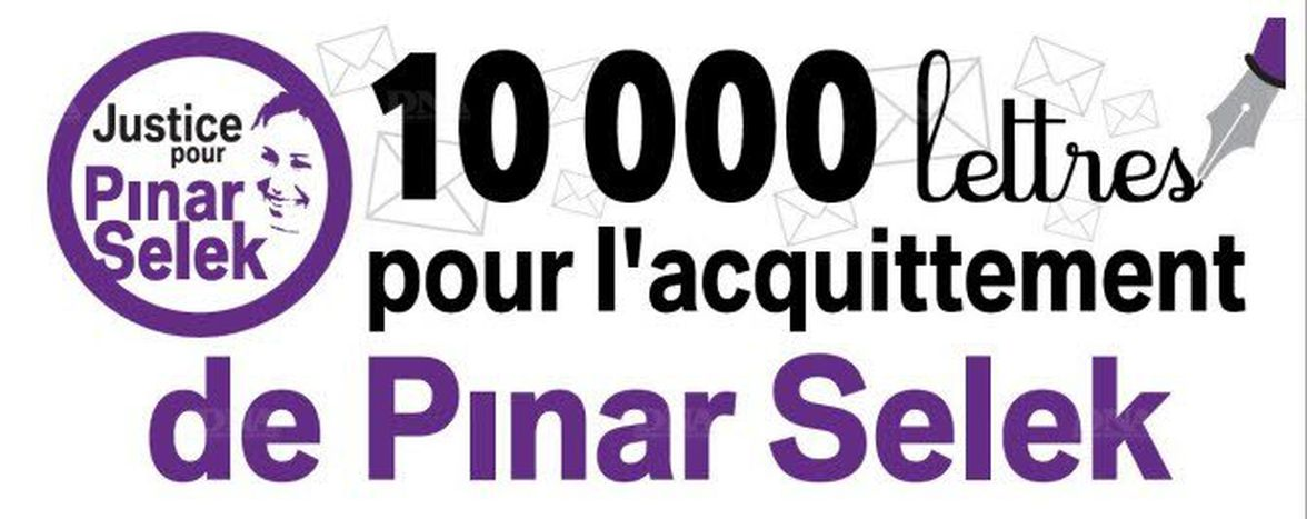 Image for pinar selek, la mobilisation continue