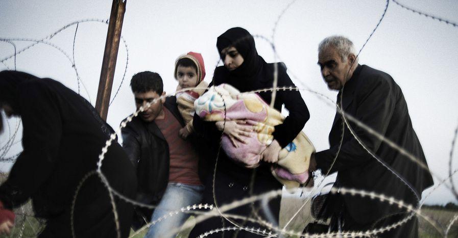 Image for Refugiados: El 'gran pacto' entre Ankara y la UE