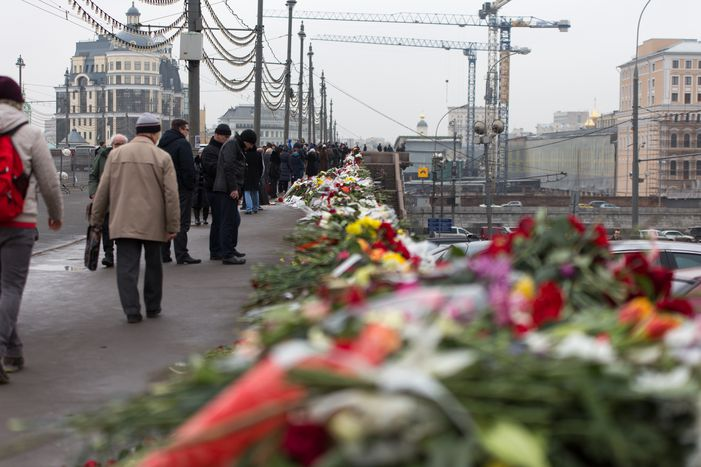 Image for Anna Nemtsova: Everyone has felt Nemtsov's absence