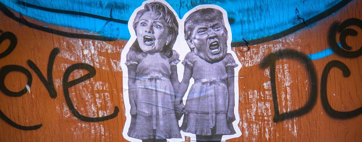 Image for Cinque minuti di Europa sulle elezioni americane