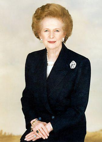 Image for Margaret Thatcher. El euroescepticismo de una Dama de Hierro