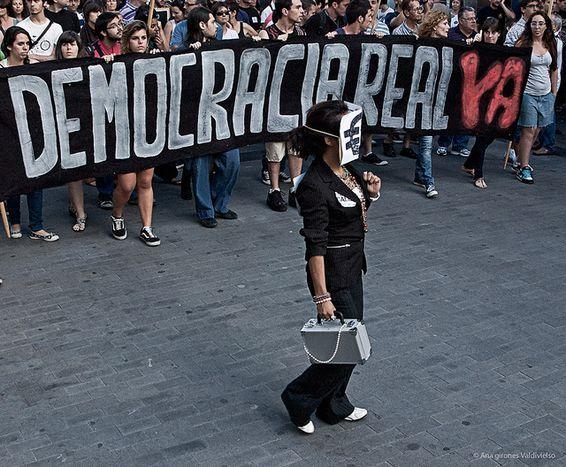 Image for ¿Primavera española?: Cinco claves de la #Spanishrevolution